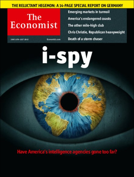 The Economist Cover - 6/15/2013