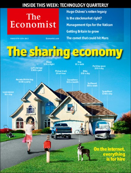The Economist Cover - 3/9/2013