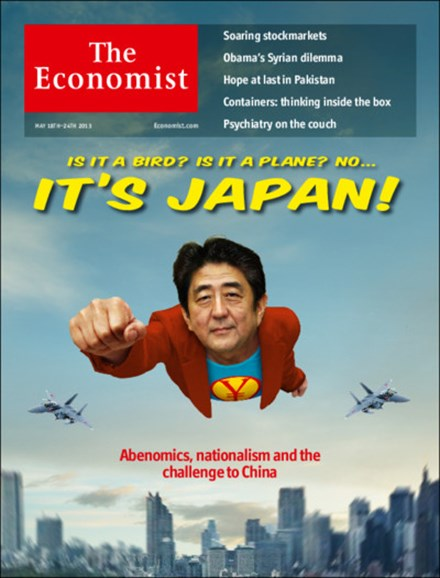 The Economist Cover - 5/18/2013