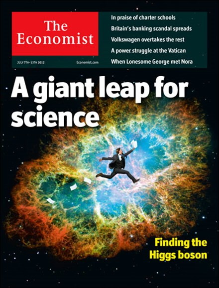 The Economist Cover - 7/7/2012