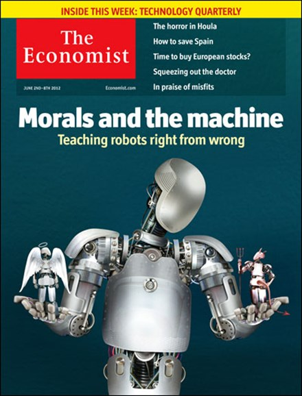 The Economist Cover - 6/2/2012