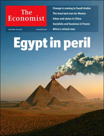 The Economist Cover - 6/23/2012