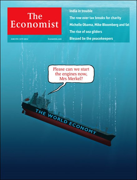 The Economist Cover - 6/9/2012