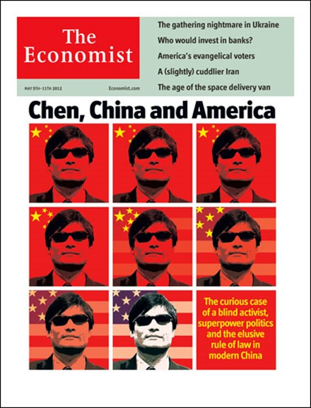 The Economist Cover - 5/5/2012