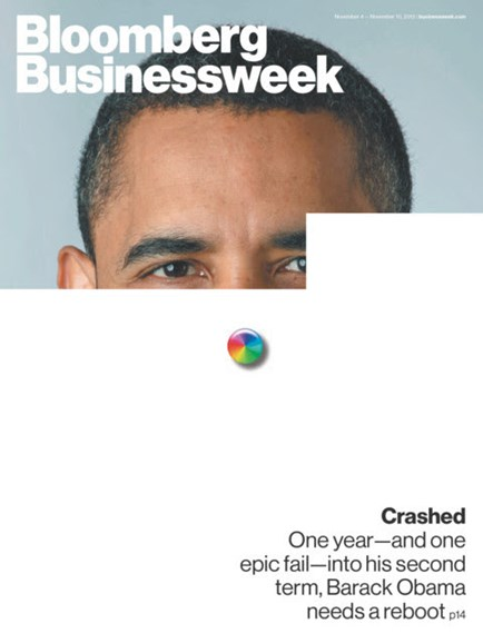 Bloomberg Businessweek Cover - 11/4/2013