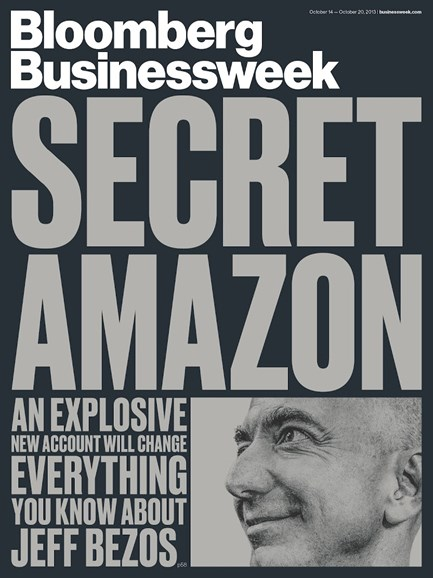 Bloomberg Businessweek Cover - 10/14/2013