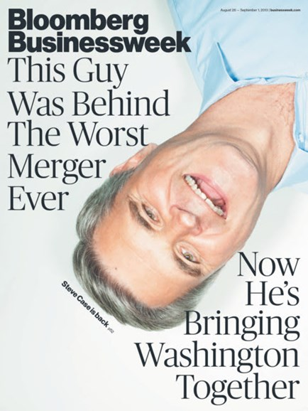 Bloomberg Businessweek Cover - 8/26/2013