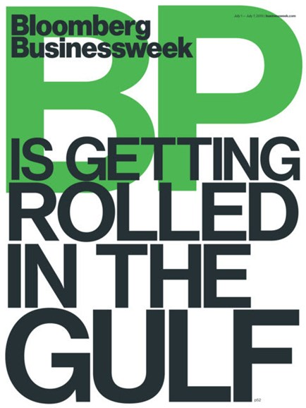 Bloomberg Businessweek Cover - 7/1/2013