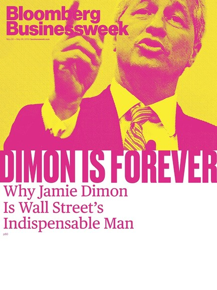 Bloomberg Businessweek Cover - 5/20/2013