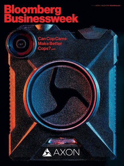Bloomberg Businessweek Cover - 7/18/2016