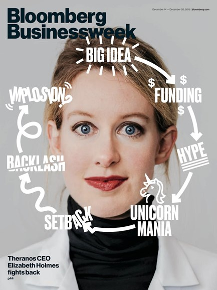 Bloomberg Businessweek Cover - 12/14/2015