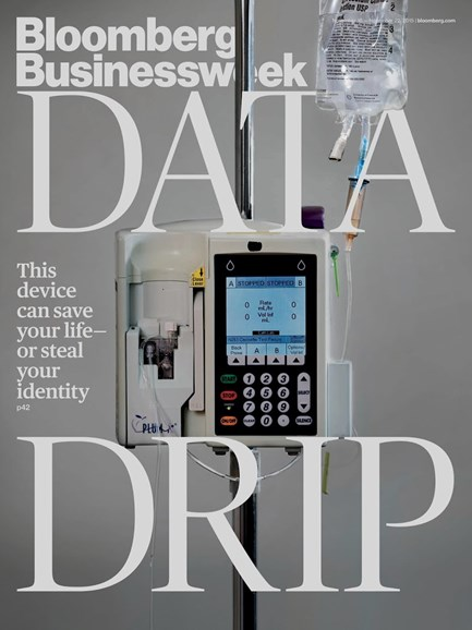 Bloomberg Businessweek Cover - 11/16/2015