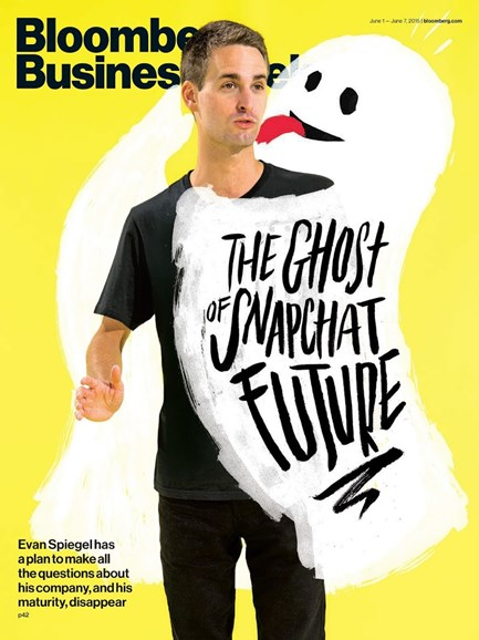 Bloomberg Businessweek Cover - 6/1/2015