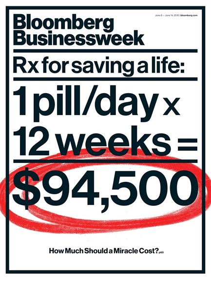 Bloomberg Businessweek Cover - 6/8/2015