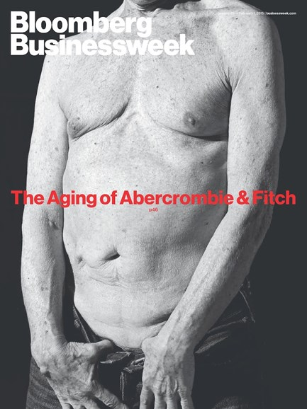 Bloomberg Businessweek Cover - 1/26/2015
