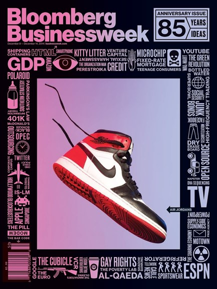 Bloomberg Businessweek Cover - 12/8/2014
