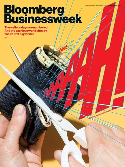 Bloomberg Businessweek Cover - 11/24/2014