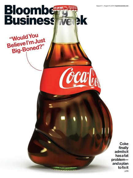 Bloomberg Businessweek Cover - 8/4/2014