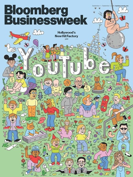 Bloomberg Businessweek Cover - 9/1/2014
