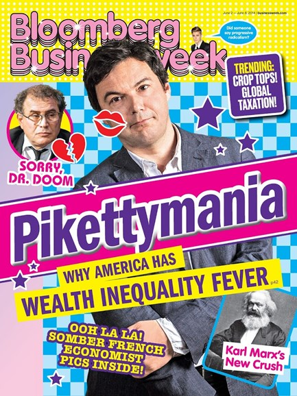 Bloomberg Businessweek Cover - 6/2/2014