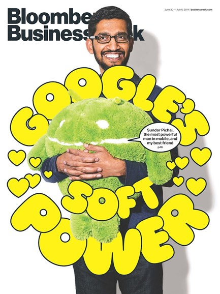 Bloomberg Businessweek Cover - 6/30/2014