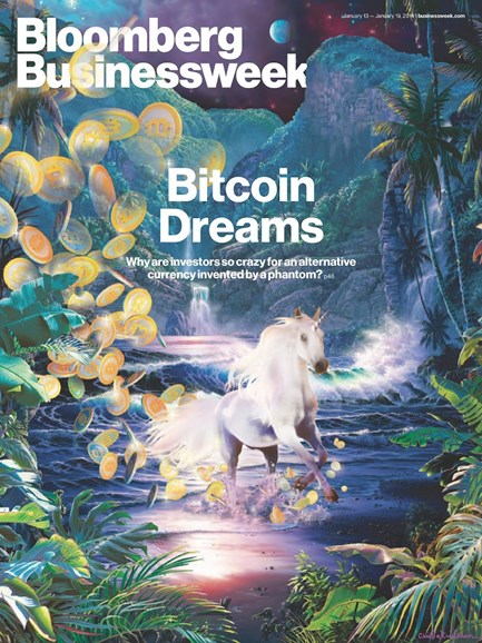 Bloomberg Businessweek Cover - 1/13/2014