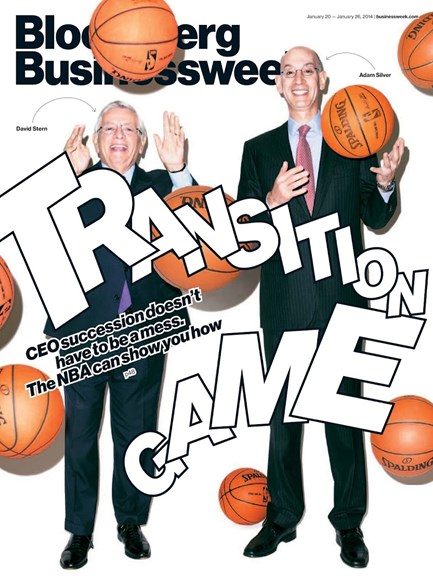 Bloomberg Businessweek Cover - 1/20/2014