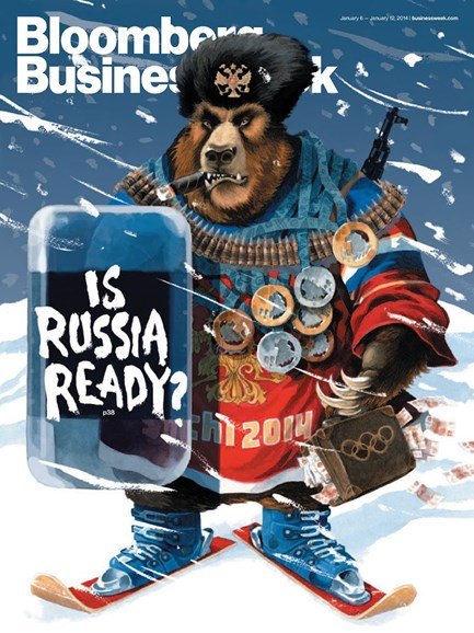 Bloomberg Businessweek Cover - 1/6/2014
