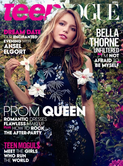 Teen Vogue Cover - 4/1/2015