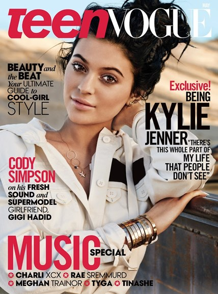 Teen Vogue Cover - 5/1/2015