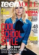 Teen Vogue 8/1/2014