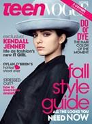 Teen Vogue 9/1/2014