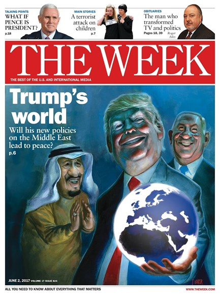The Week Cover - 6/2/2017