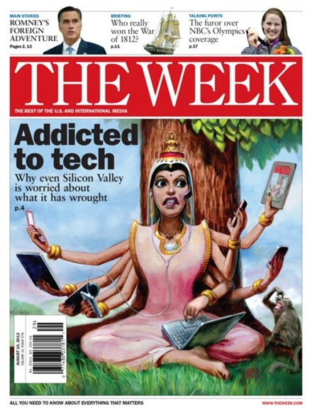 The Week Cover - 8/10/2012