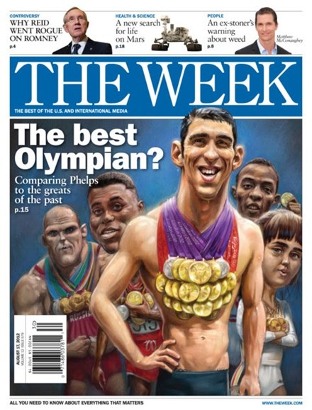 The Week Cover - 8/17/2012