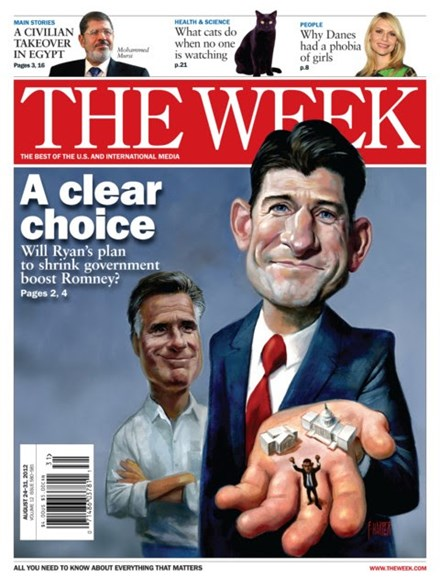 The Week Cover - 8/24/2012