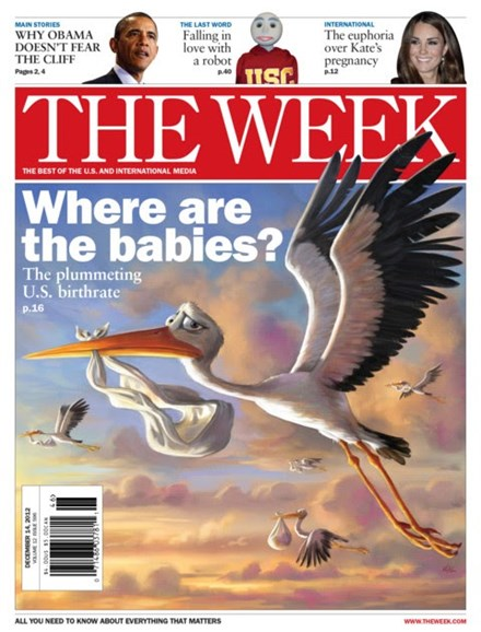 The Week Cover - 12/14/2012