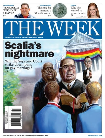 The Week Cover - 12/21/2012