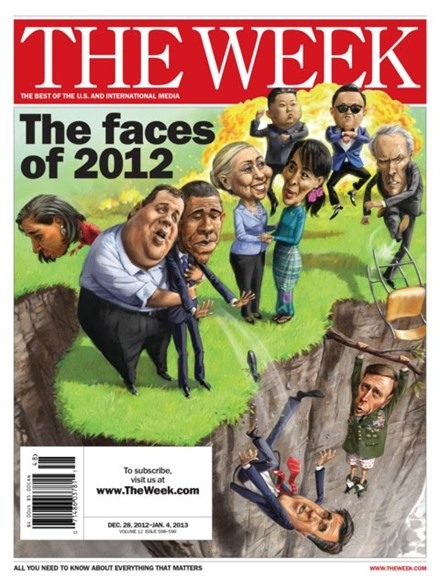 The Week Cover - 12/28/2012