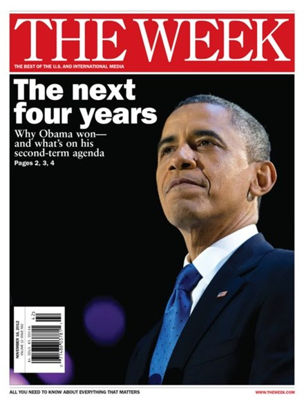 The Week Cover - 11/16/2012