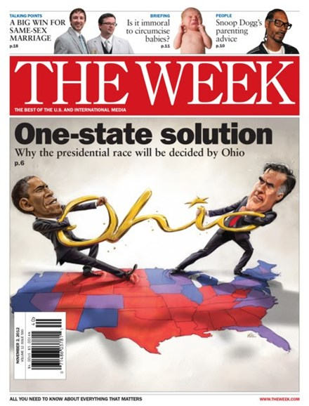 The Week Cover - 11/2/2012
