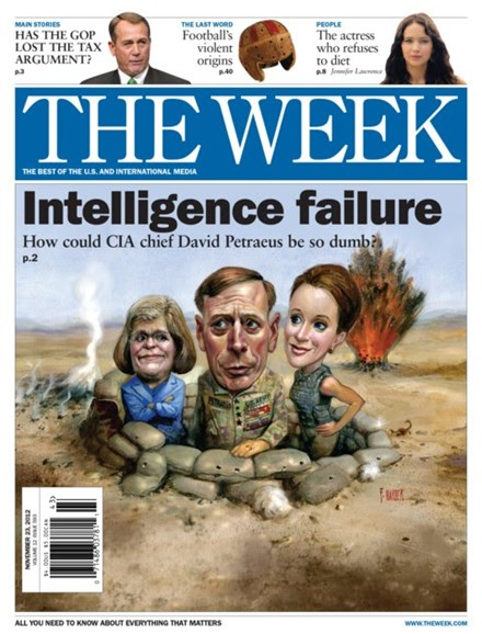 The Week Cover - 11/23/2012