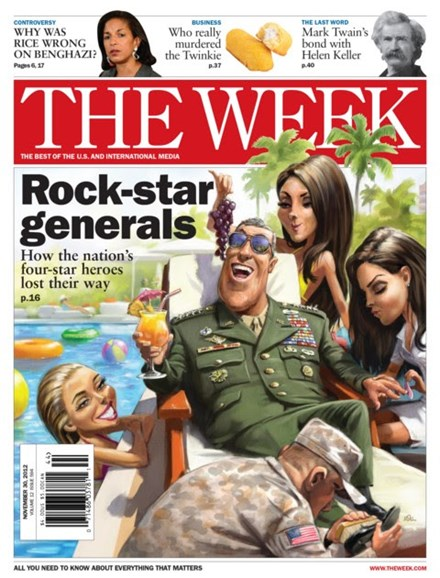 The Week Cover - 11/30/2012
