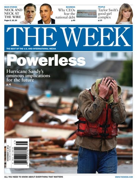 The Week Cover - 11/9/2012