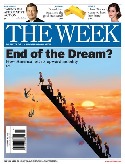 The Week Cover - 10/12/2012