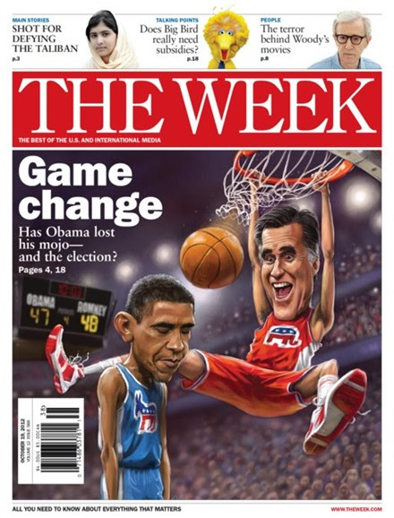 The Week Cover - 10/19/2012