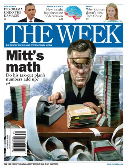 The Week Cover - 10/26/2012