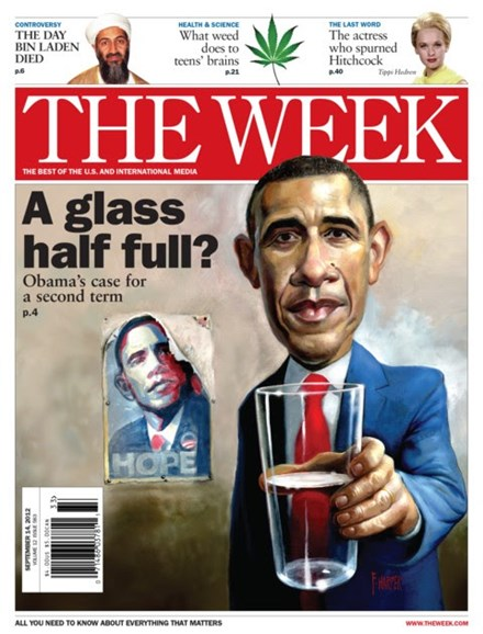 The Week Cover - 9/14/2012