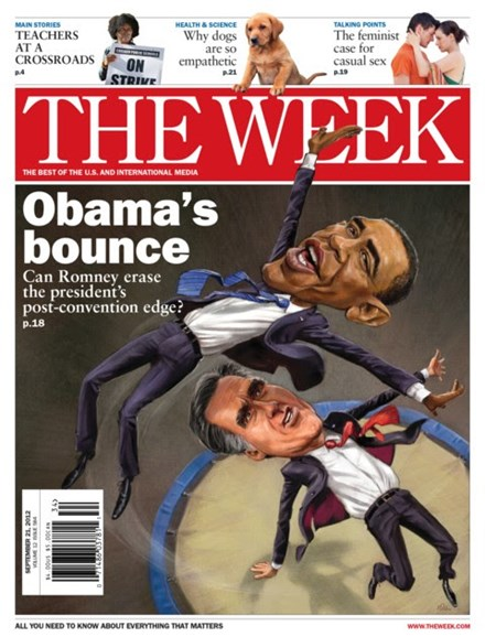 The Week Cover - 9/21/2012