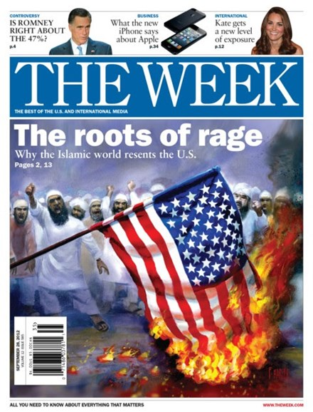 The Week Cover - 9/28/2012